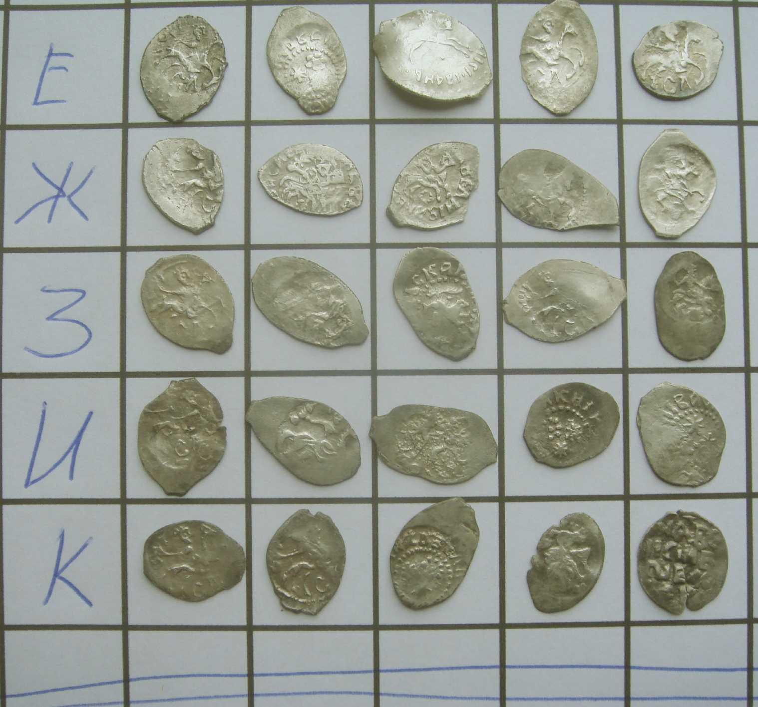 сортов определение монеты по фото его итоге
